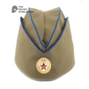 USSR Russian Soviet Military special department KGB Combat's summer hat Pilotka