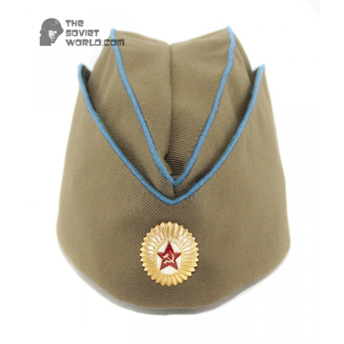 Soviet WWII russian Air Force Officer's summer USSR hat Pilotka