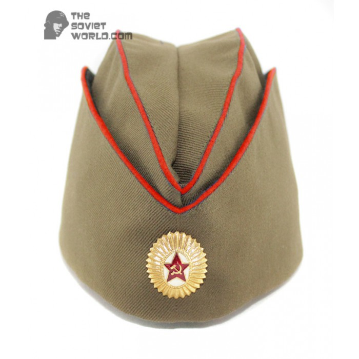USSR RKKA russian soviet combat military summer hat Pilotka