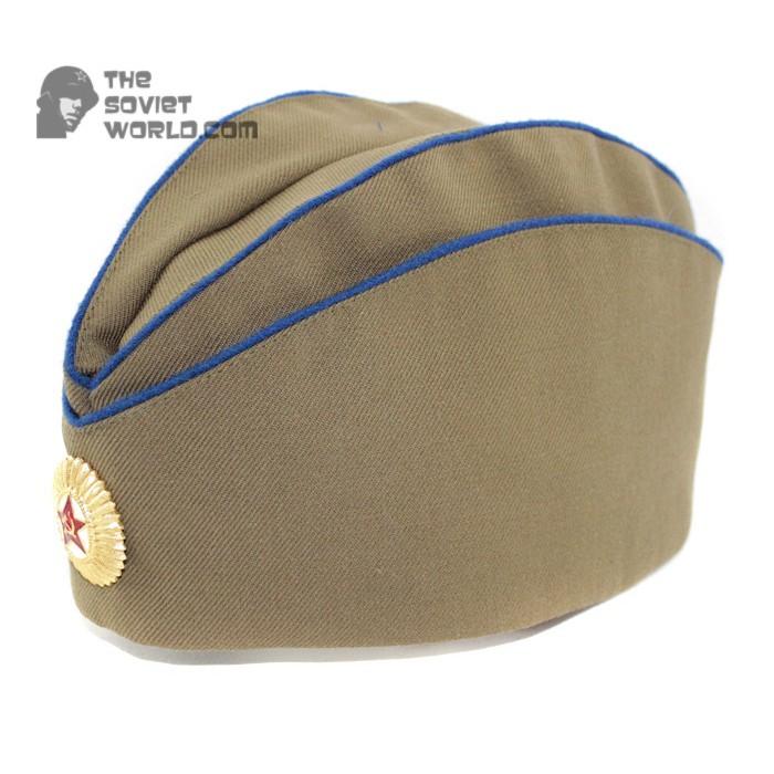 USSR Russian Soviet Military special department KGB Combat's summer hat Pilotka