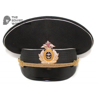 Russian Fleet Naval Officer's visor hat