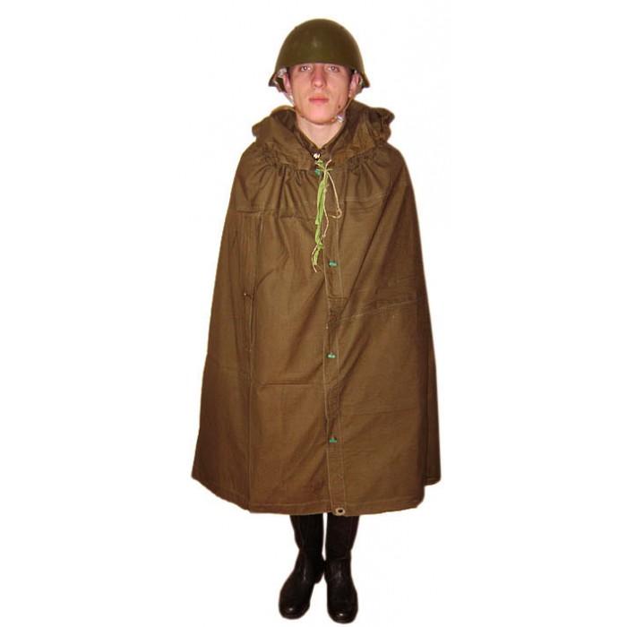 Soviet / Russian Military GROUNDSHEET (tent + raincoat)