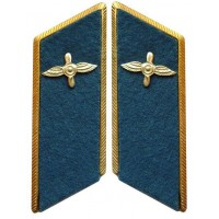 Aviation Parade Collar Tabs +$5.00
