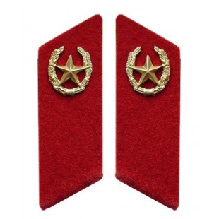Soviet Military / Russian Army INFANTRY TROOPS Collar tabs