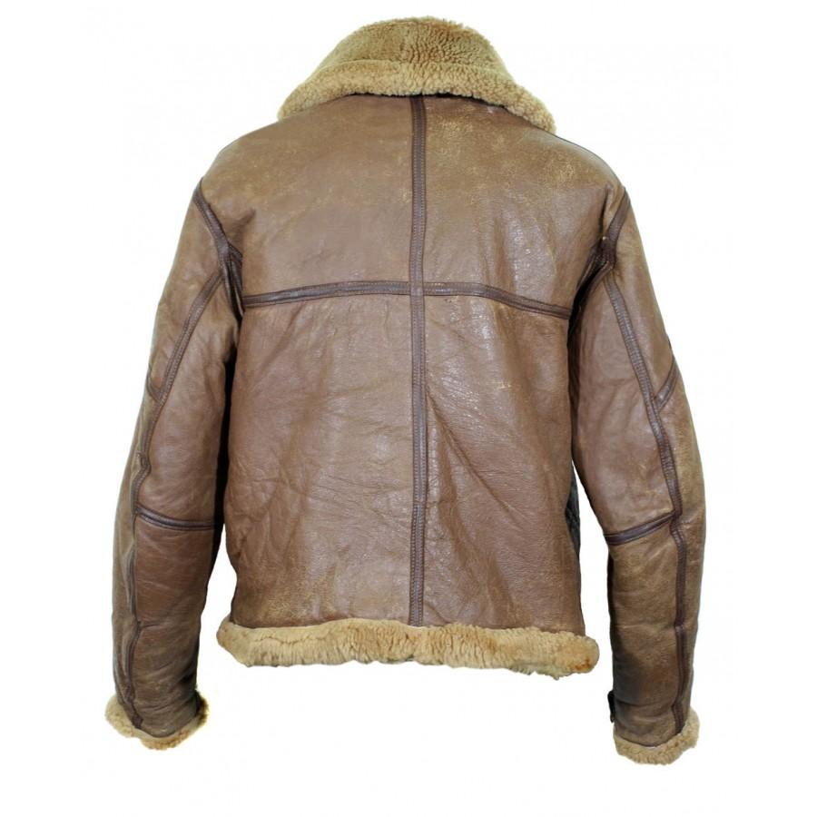 RARE UK Royal AIR Force WW2 Uniform 1941 year Vintage Irvin Flying warm Pilot Bomber Sheepskin brown Leather Original winter Jacket & Pants
