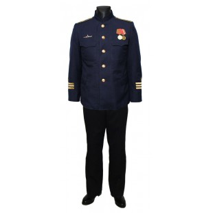 Soviet fleet / Russian NAVAL uniform SUBMARINE COMMANDER