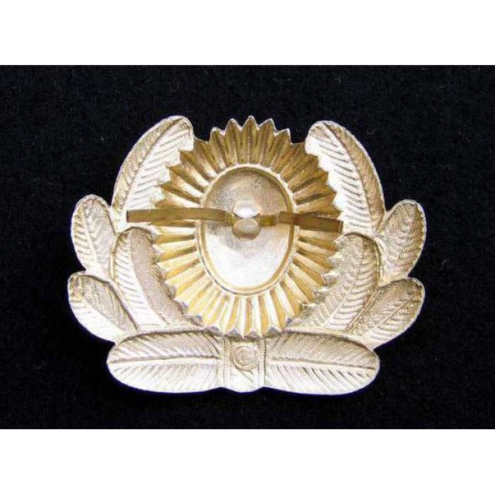 Soviet POLICEMAN COCARDE badge #3