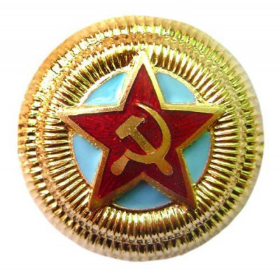 Soviet AIR FORCE Marshalls & Generals HAT badge