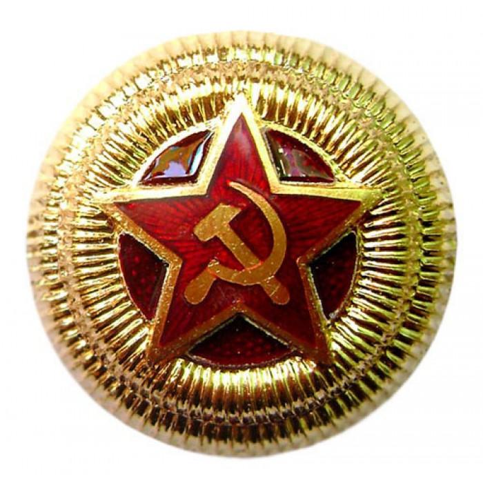 Soviet Red Army Marshalls & Generals HAT BADGE