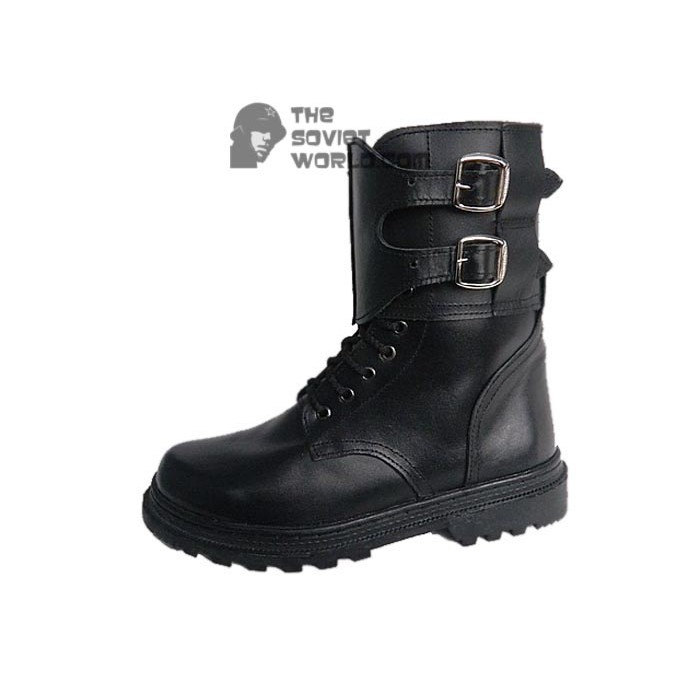 Russian special forces SPETSNAZ & OMON summer leather airsoft boots