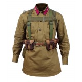 M35 Soviet Red Army RKKA Soldier's military Infantry JACKET 1935s