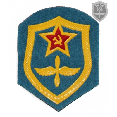 Soviet Red army Russian military patch AVIATION force