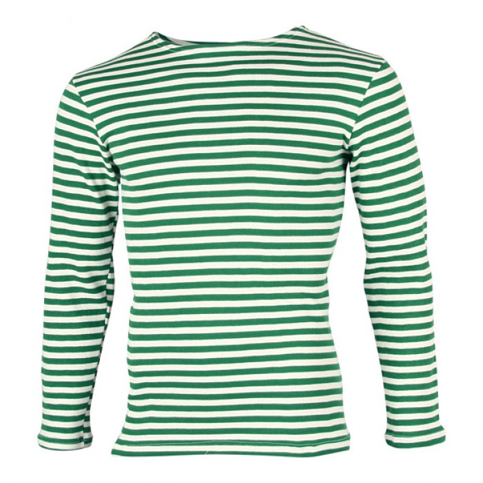 Soviet russian BORDER GUARDS striped t-shirt, vest (with long sleeves)