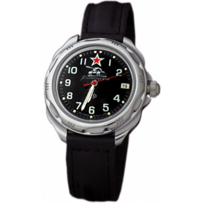 Russian Military Army Commander TANK watch VOSTOK 211306 (17 stone)