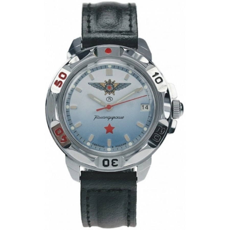 Russian Military Army Commander AIR FORCE watch VOSTOK 431290 (17 stone)
