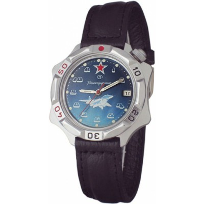 Russian Military Army Commander AVIATION watch VOSTOK 531124 (17 stone)