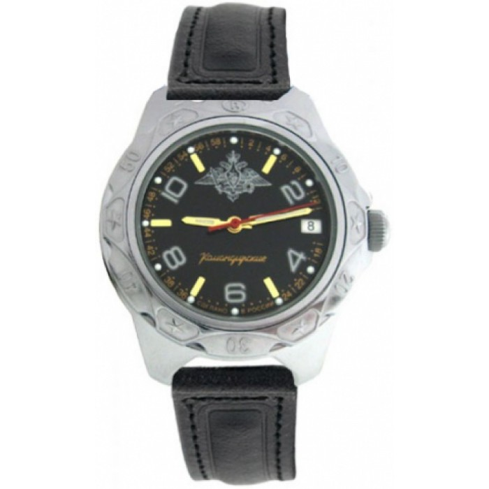 Russian Military Army Commander watch VOSTOK 641643 (17 stone)