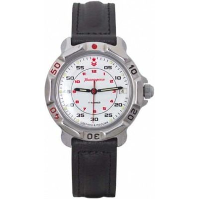 Russian Military Army Commander watch VOSTOK 811171 (17 stone)